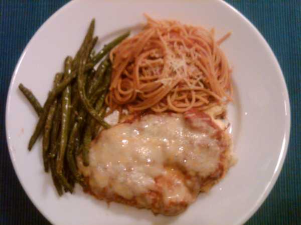 Chicken Parmesan recipe | Grabbing the Gusto