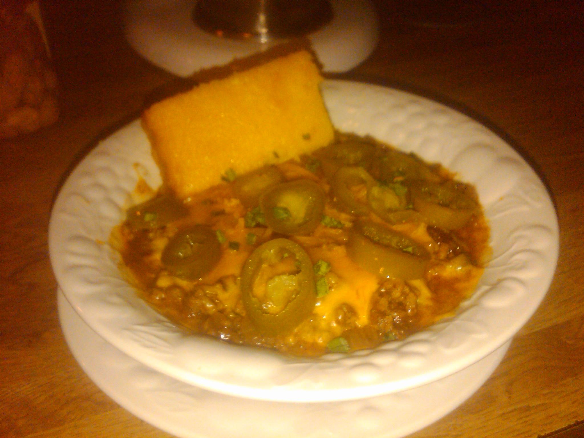 Pierce Street Vegetarian Chili Recipes — Dishmaps