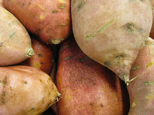 sweet potatoes recipe