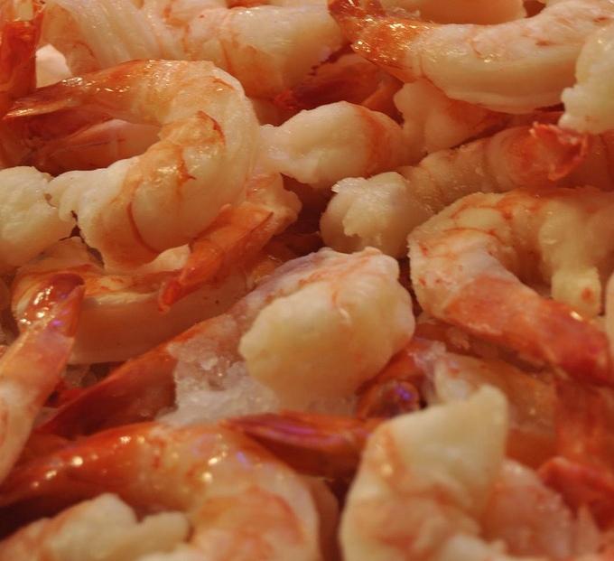 clam dip shrimp crostini recipe