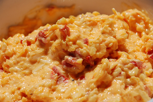 pimento cheese beer white wine cheese honey food cooking