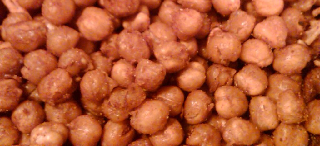 chickpeas garbanzo appetizer snack recipe