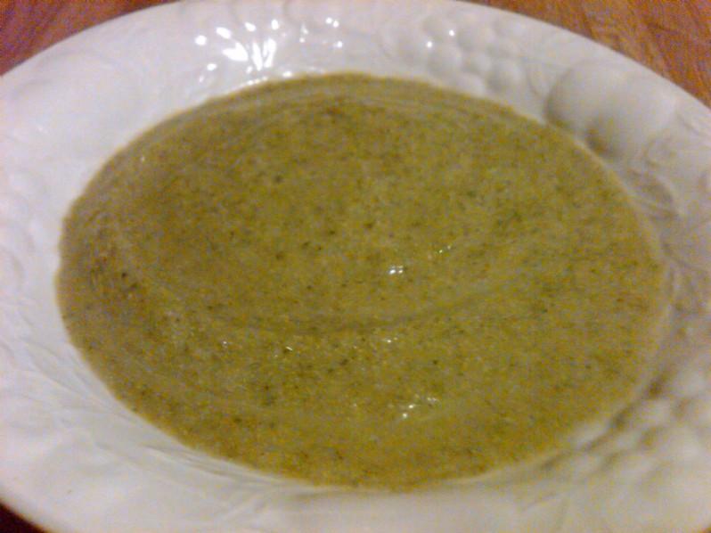 Broccoli Cheese Soup recipe | Grabbing the Gusto