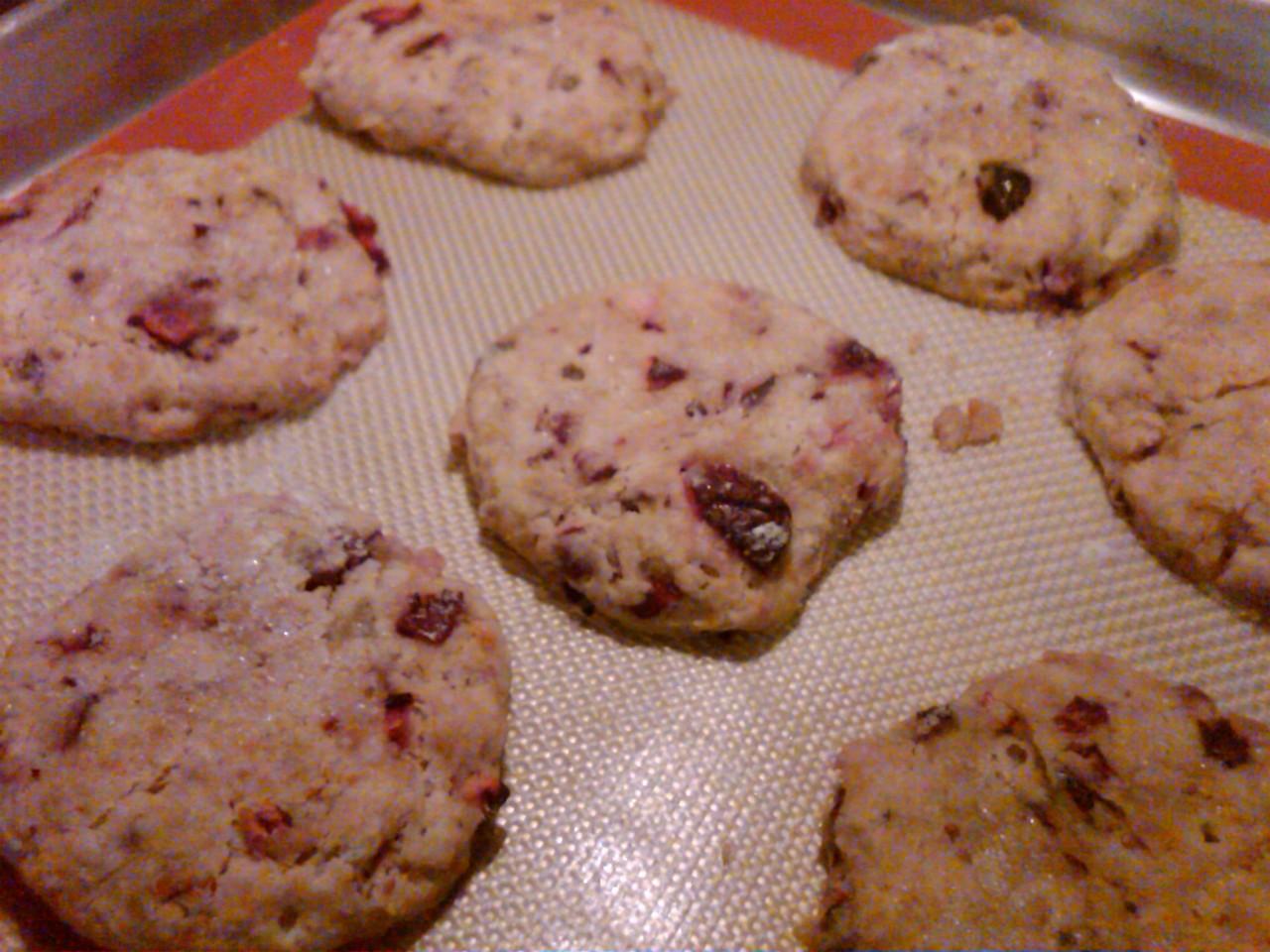 cranberry scones recipe breakfast baking