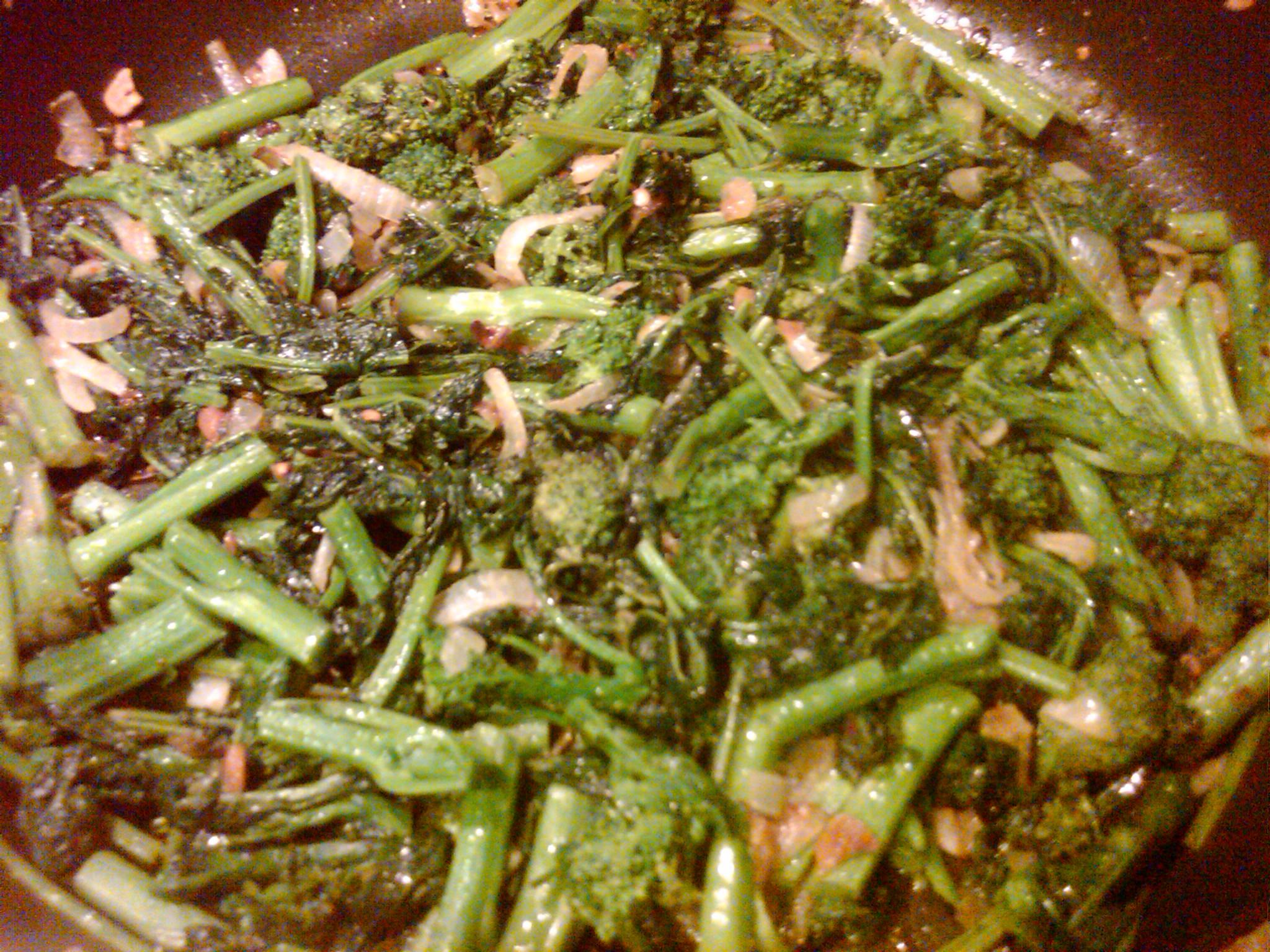 Broccoli Rabe With Caramelized Onions Recipes — Dishmaps