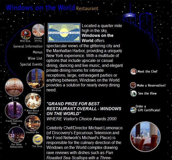 windows on the world 9-11 september 11