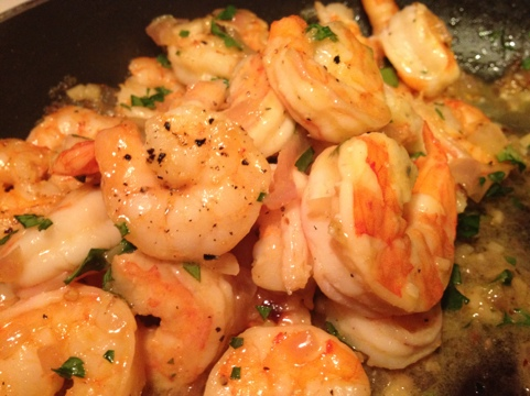 shrimp scampi recipe italian pasta