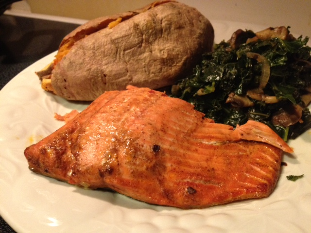 Chipotle Salmon recipe| Grabbing the Gusto