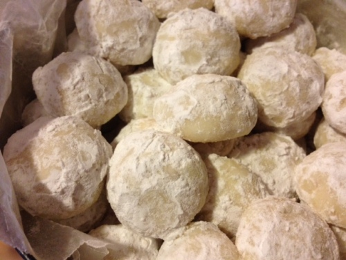 christmas cookies mexican wedding cakes butterballs snowballs