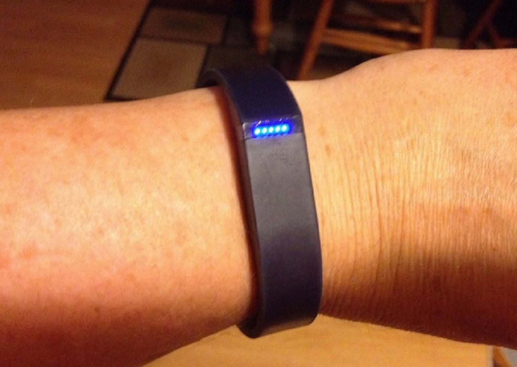 fitbit on Grabbing the Gusto