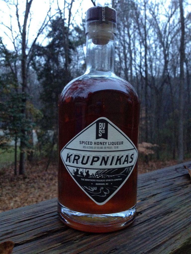 Krupnikas | Grabbing the Gusto