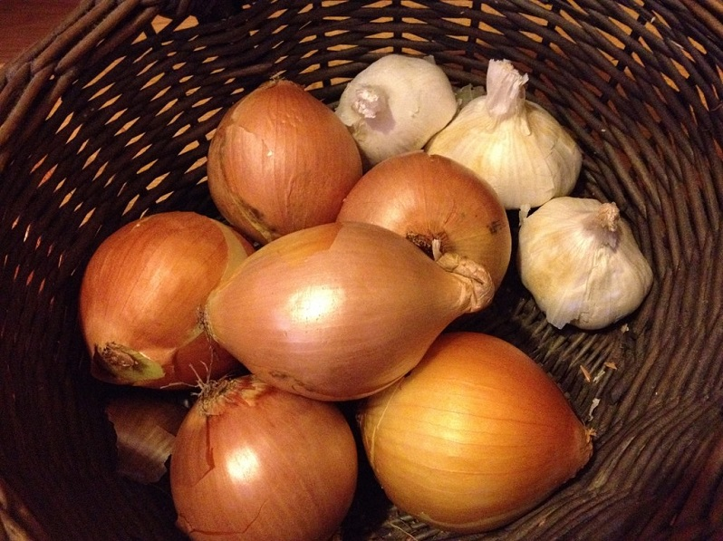 Let's talk about garlic | Grabbing the Gusto