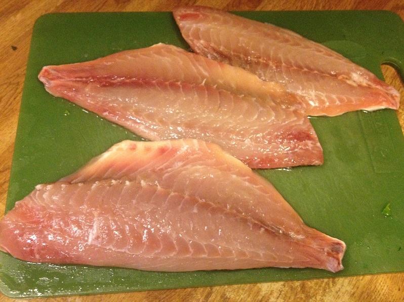 Greek style pan fried porgy grabbing the gusto for Porgy fish recipe