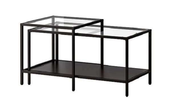 Ikea Vittsjo nesting tables - small space furniture